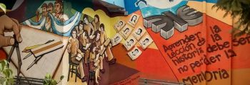 Mural por la Memoria
