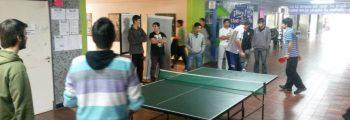 Torneos Ping Pong y Fútbol